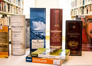Whisky Library Fundraiser