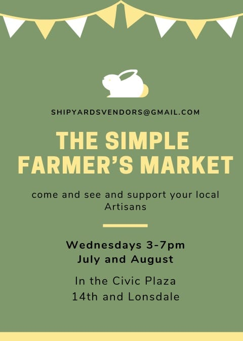 The Simple Farmers Market