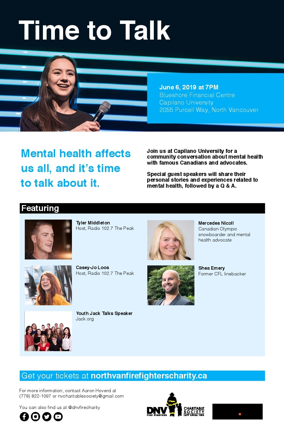 Time to Talk – A community conversation about mental health