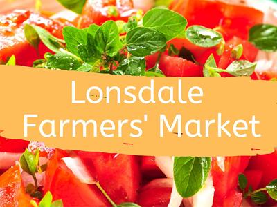 SUMMERFEST 2019: LONSDALE FARMERS MARKET