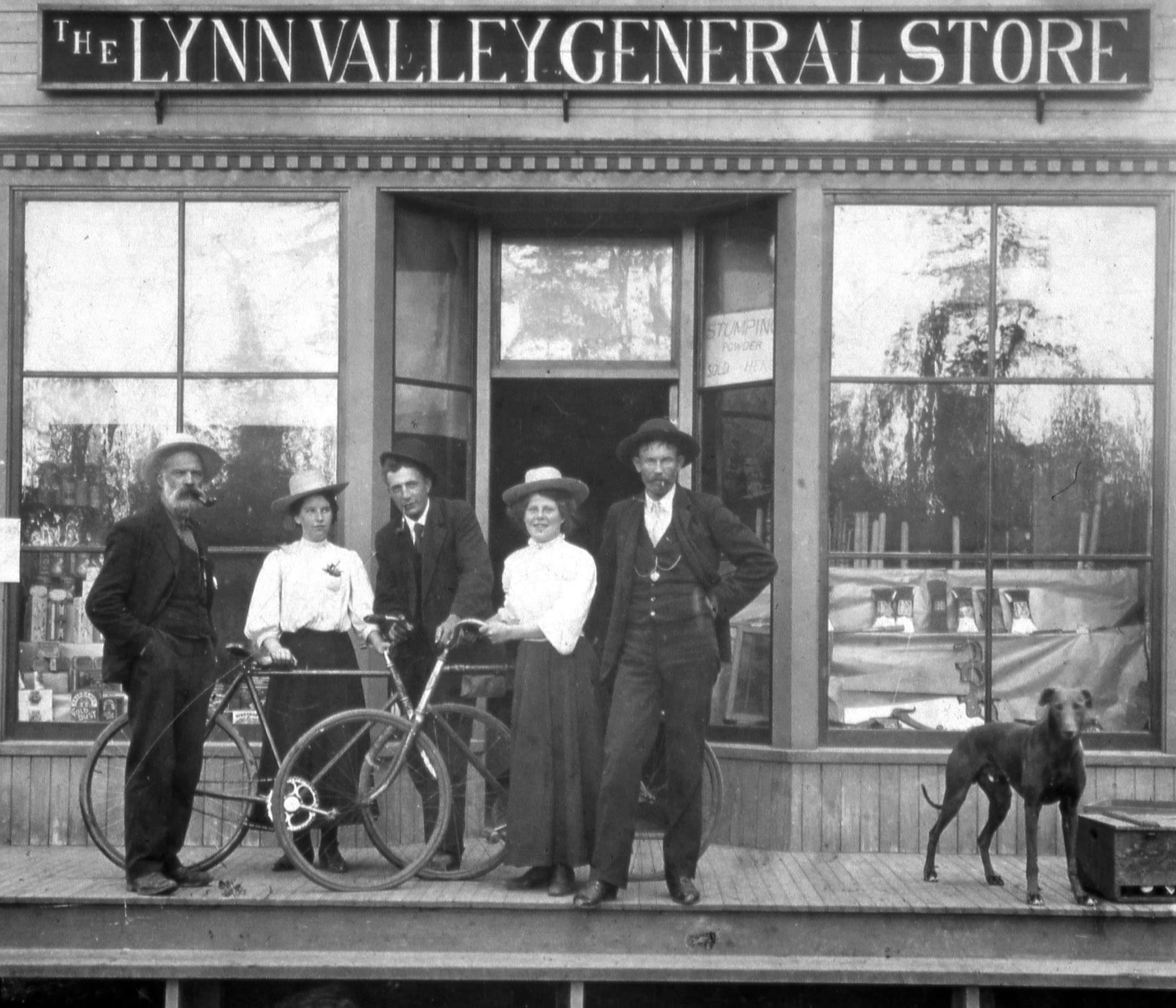 Shaketown — Free Community History Walk