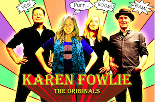 Karen Fowlie – The Originals Show