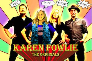Karen Fowlie – The Originals Show