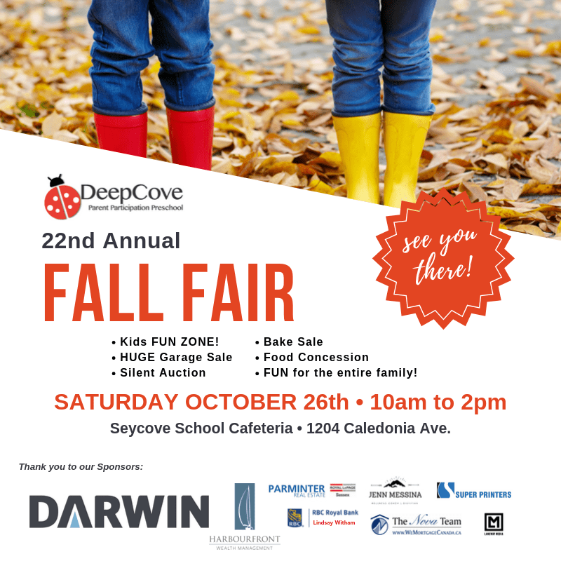 Deep Cove Fall Fair