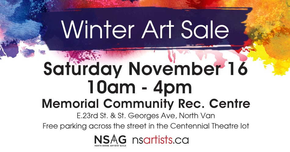 Annual Winter Art Sale by North Shore Artists' Guild