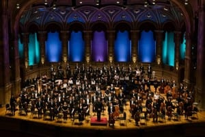VAM Symphony Orchestra: From Graceful to Profane