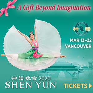 Shen Yun: Reviving China's Glorious Ancient Culture