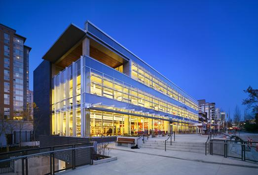 North Vancouver City Library Sustainability Features Tour