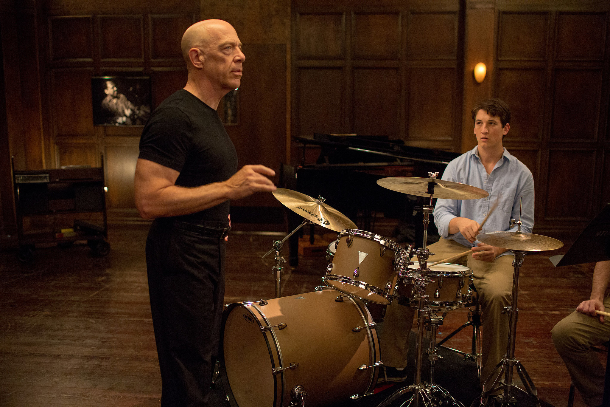 North Shore International Film Series – Winter 2015 – Whiplash