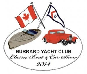 Burrard Yacht Club Classic Boat & Car Show 2014 North Vancouver