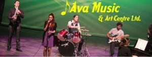 Ava Music at the Presentation House Theatre North Vancouver