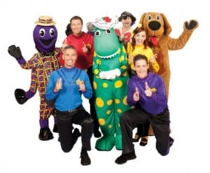 The Wiggles presents Ready, Steady, Wiggle! Tour at the Centennial Theatre North Vancouver