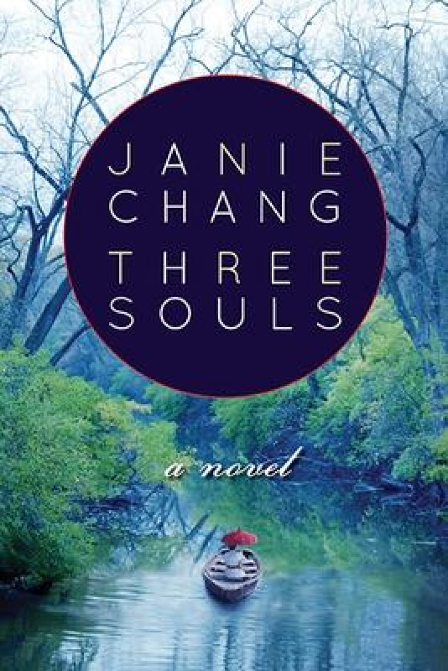 NVCL Drop-in Book Club – Three Souls, by Janie Chang at North Vancouver City Library