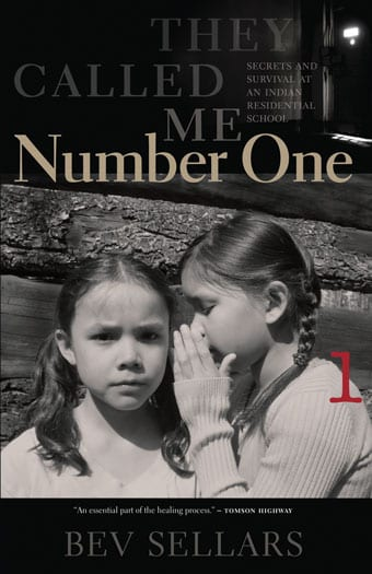 NVCL Drop-in Book Club – They Called Me Number One by Bev Sellars