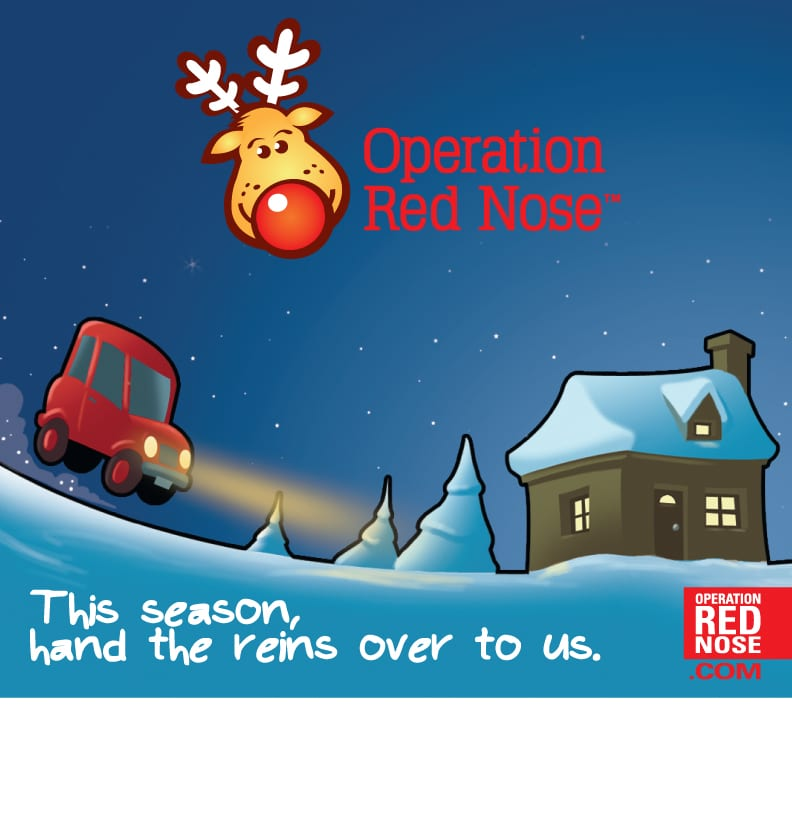 Operation Red Nose North Vancouver 2014