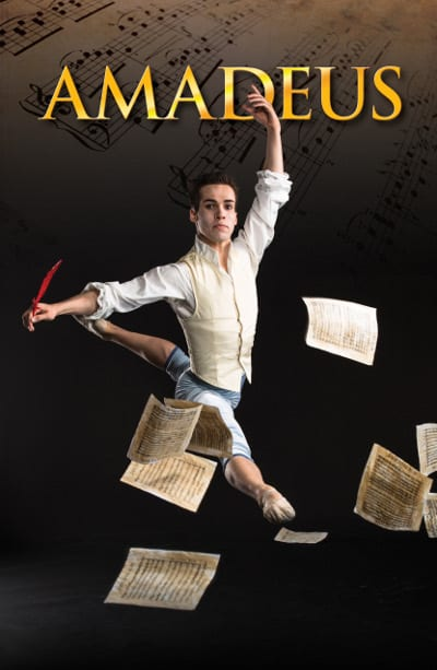 Ballet Victoria Presents Amadeus At The Centennial Theatre