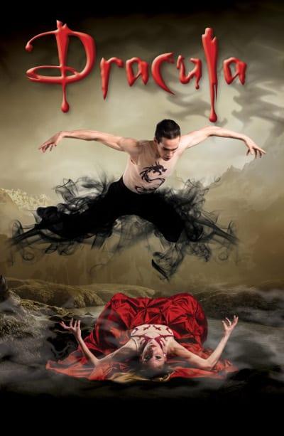 Ballet Victoria presents Dracula at the Centennial Theatre North Vancouver