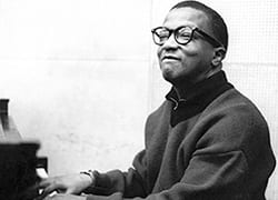 """A Tribute to Billy Strayhorn with """"A"""" Band, NiteCap & Faculty Guests at the Capilano University Theatre"""
