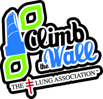 The 14th Annual BC Lung Association's  Climb the Wall at the Sheraton Vancouver Hotel