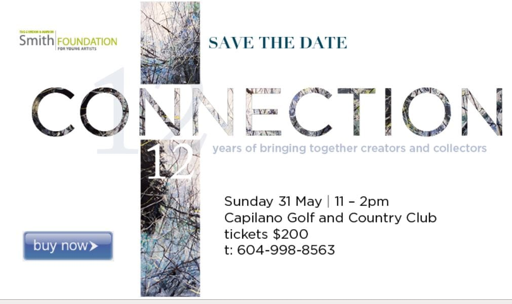 CONNECTION 12, The Smith Foundation's 12th Annual Spring Luncheon