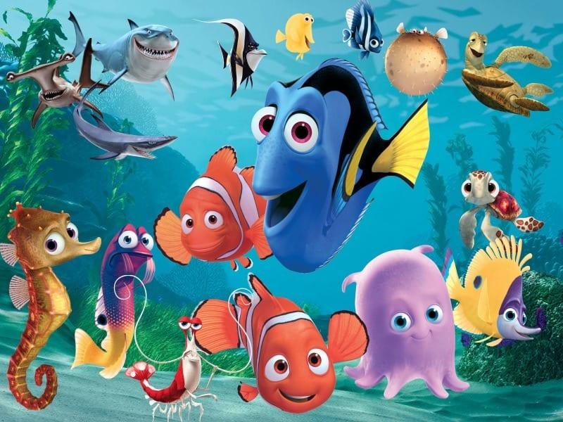Family Movie Night at Edgemont Village North Vancouver –  Finding Nemo