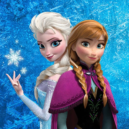 2014 Family Movie Nights in the Plaza North Vancouver presents Frozen
