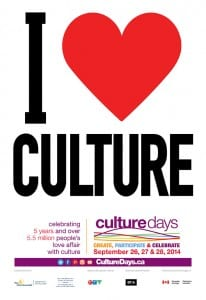 Culture Days at the Lynn Valley Library North Vancouver