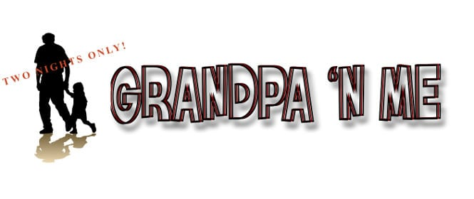 Grandpa 'n Me at the Presentation House Theatre