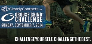 Grouse Grind Challenge 2014 North Vancouver