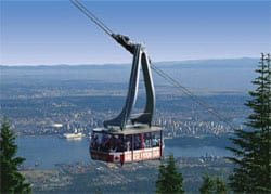 Artists for Conservation (AFC) Festival on Grouse Mountain North Vancouver