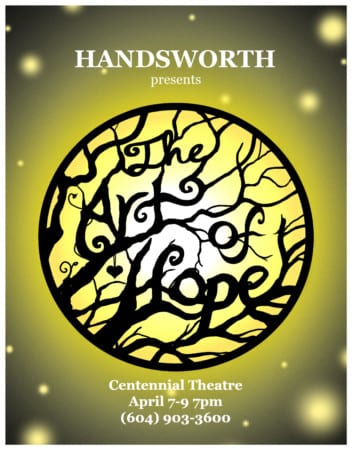 The Art of Hope – a Musical by Handsworth Secondary School at the Centennial Theatre