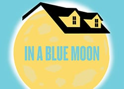 In a Blue Moon a Performance at the Capilano University Theatre North Vancouver