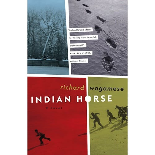 NVCL Drop-in Book Club – Indian Horse, by Richard Wagamese at the North Vancouver City Library