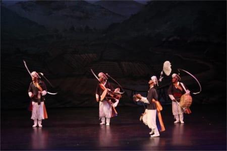 Mask Dance & Drum Dance Festival at the Centennial Theatre