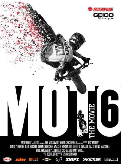 Vimeo on Demand & Monster Energy presents MOTO 6 The Movie Premiere