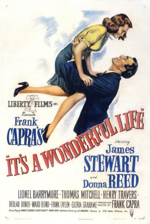 Winter Movie: It's a Wonderful Life at the Lynn Valley Library