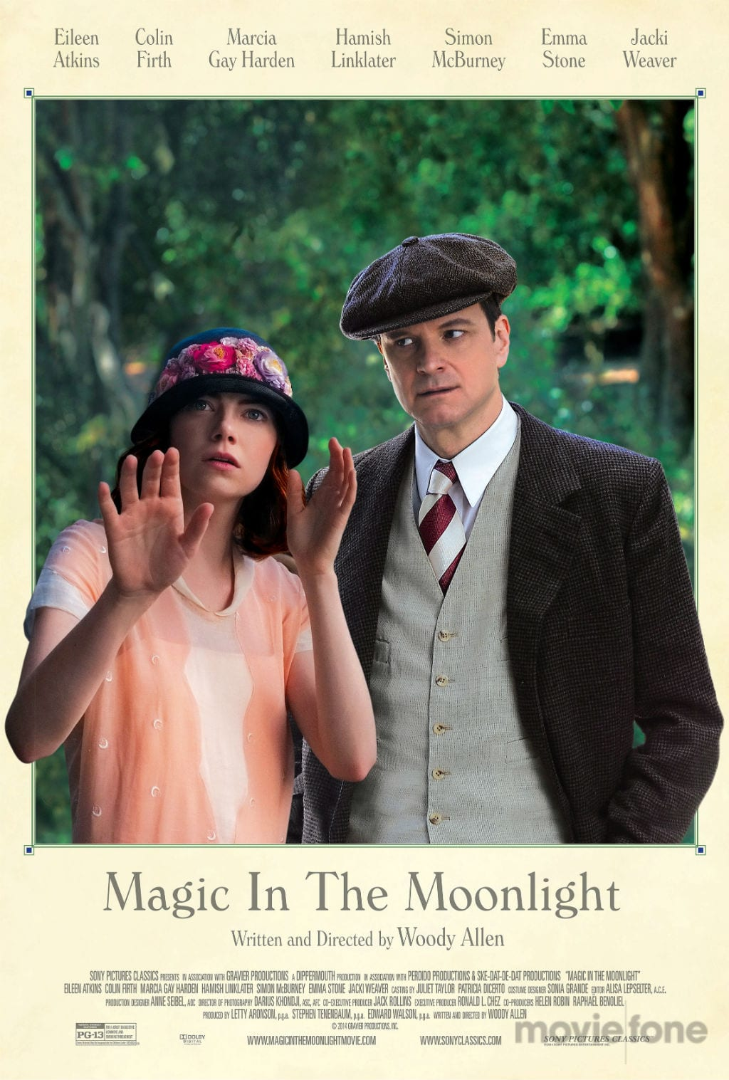 International Film Series Presents Magic in the Moonlight at Park & Tilford Cineplex Odeon