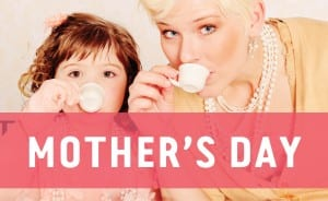 Mother's Day Tea Party at Lonsdale Quay Market North Vancouver