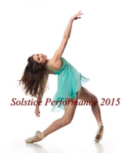 Solstice 2015 Presented by Pacific DanceArts
