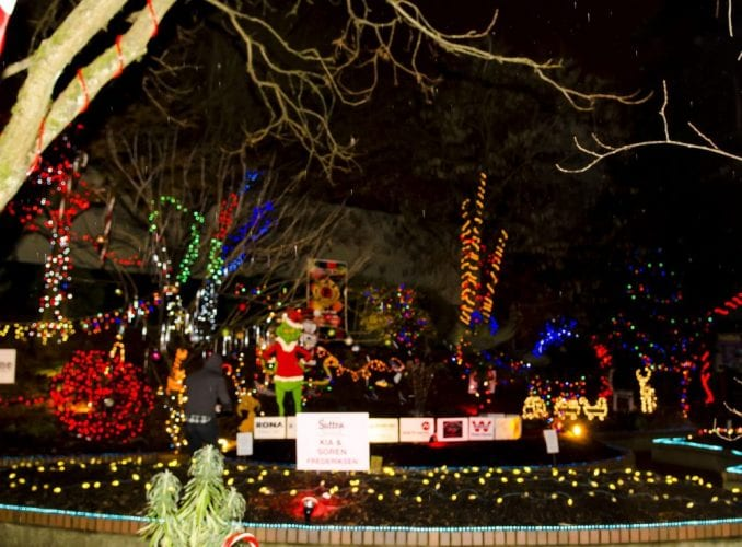 28th Annual Park & Tilford Holiday Hi-Light Festival North Vancouver