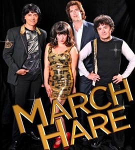 Saturday Summer Session presents March Hare at the Shipbuilder's Square North vancouver
