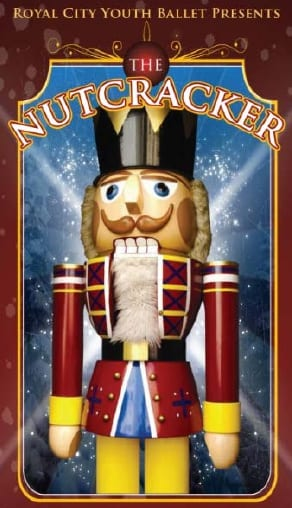 Royal City Youth Ballet presents NUTCRACKER at the Centennial Theatre