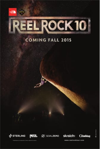 Reel Rock 10 at the Centennial Theatre North Vancouver