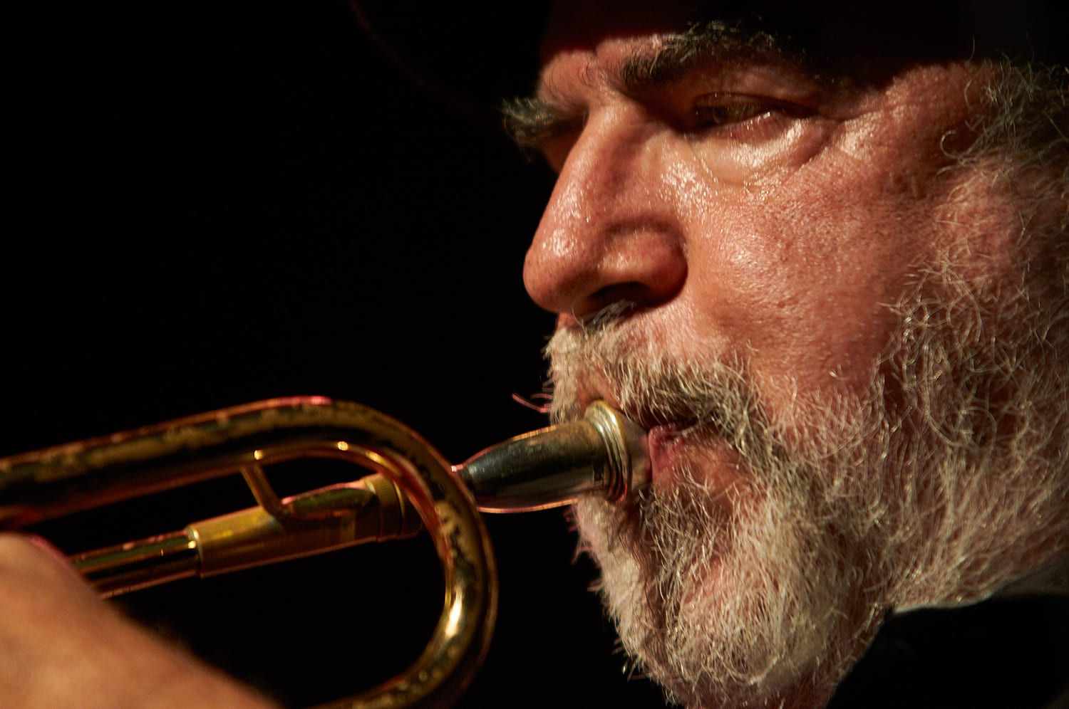 """Randy Brecker with """"A"""" Band & NiteCap at The Capilano University Theatre"""