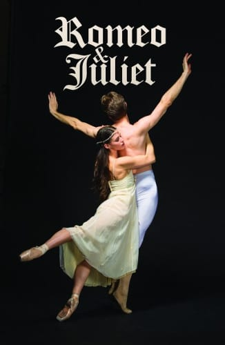 Romeo and Juliet at the Centennial Theatre North Vancouver