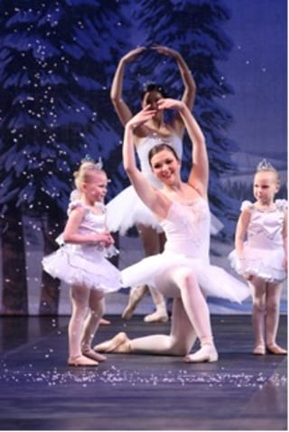 Seymour Dance School presents The Nutcracker at the Centennial Theatre