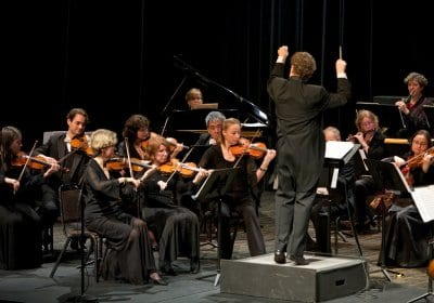 Lions Gate Sinfonia presents Through the Lions Gate at the Centennial Theatre