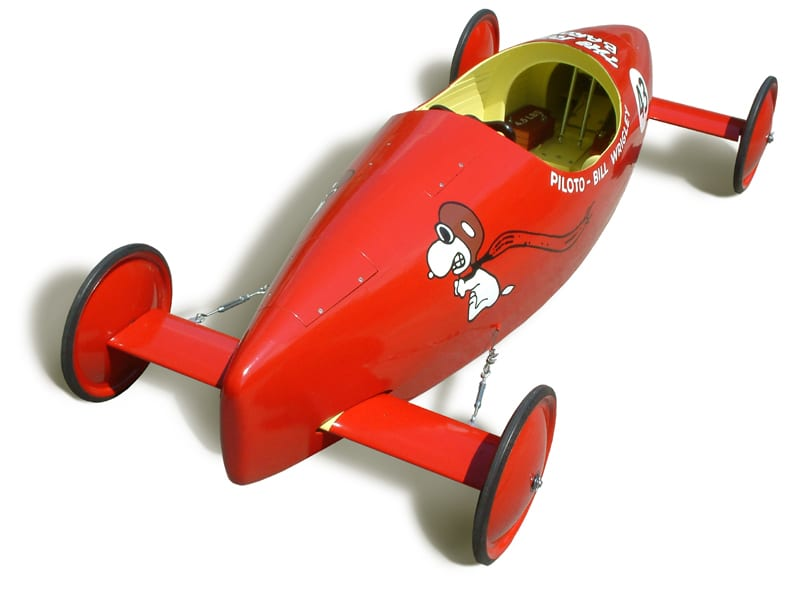 Soapbox Race for Children Aged 10-12 Years on Carnation Street North Vancouver