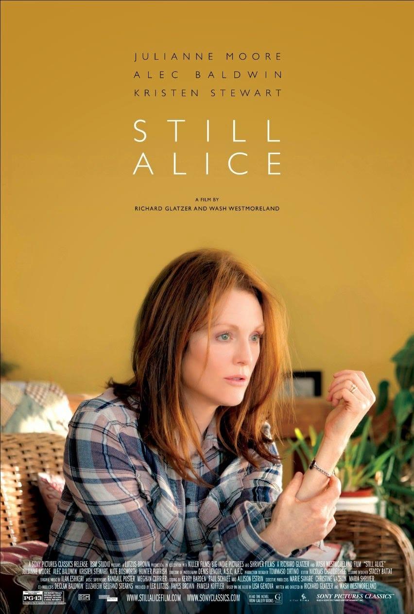 Movie Night: Still Alice at the Lynn Valley Library