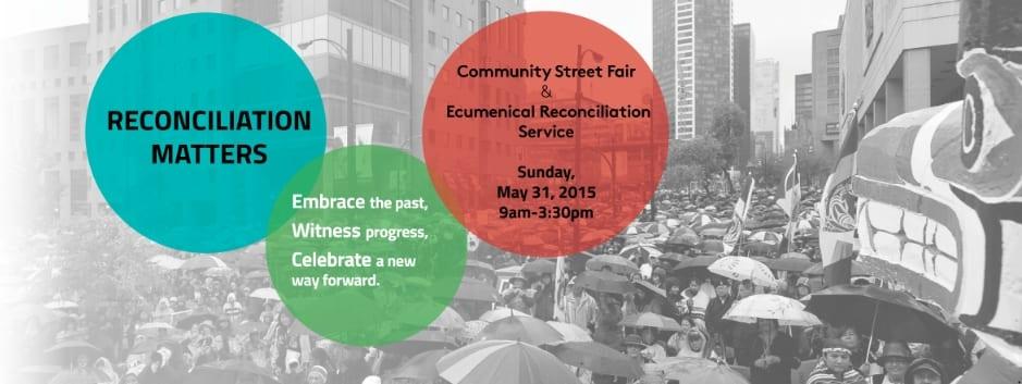 Reconciliation Matters Vancouver